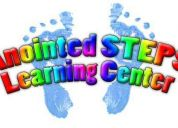 Anointed steps learning center