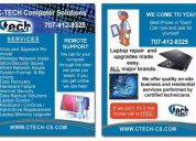 C-tech computer solutions - best prices & we come to you!