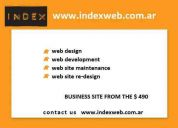 web design,  web development, web site maintenance