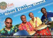 Hire now steel drum band bradenton steel drum players music event
