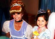 Singing princesses & character party entertainment