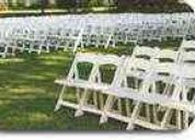Dallas tables and chairs for rent