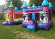 Party supplies dysney bouncy houses,