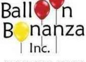 Balloons nyc (212) 531-2000 - free delivery!  balloon bonanza, inc. balloon bouquets nyc