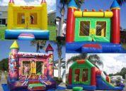Bounce house party rentals (407)770-3366 se habla espanol