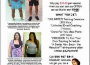 [[ personal fitness trainer ]] unlimited personal training $99 pr wk!