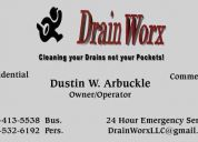 Drain & plumbing services