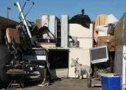 Metal scrap pickup free in los angeles 323 691 9376 cesar,s