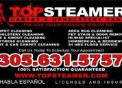 Limpieza de alfombras en miami, limpieza de muebles, limpieza de pisos 305-631-5757