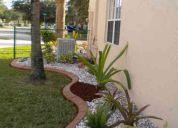Wilton manors landscaper/ 954-224-5119/ landscaping designer and services