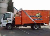 moving clean-out, junk and debris removal by garbage guy