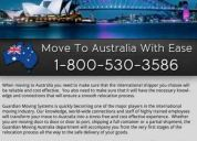 Moving to australia from usa 800-530-3586