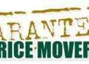 moving company & storage services