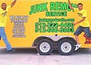 Austin texas garage clean outs and full home clean up service