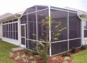 Screen rooms, sunrooms & windows by seabreeze aluminum