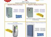 Marlton heating - furnaces - water boilers - air conditioning - hvac - free estimates prom