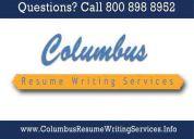 Columbus resume writing services