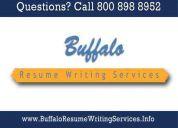Buffalo resume writing services