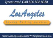 Los angeles resume writing services
