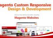 Magento web designing companies