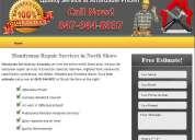 Handyman repair services glenview il (847) 944-8837