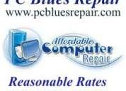 pc blues repair