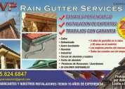 Mvp rain gutters services