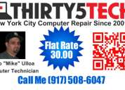 Thirty5tech - computer repair washington heights