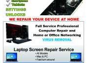 Computer & smartphone repair
