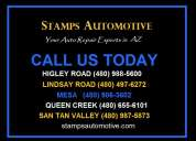 East valley auto repair visit the websites and facebook