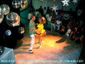 salsa lessons in buenos aires, individual lessons in english